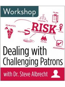 Image for Dealing with Challenging Patrons Workshop