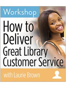 Image for How to Deliver Great Library Customer Service Workshop