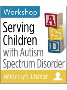 Image for Serving Children with Autism Spectrum Disorder Workshop