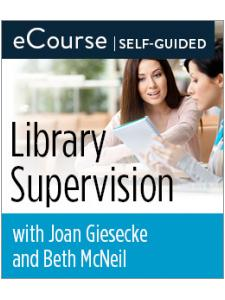 Image for Library Supervision eCourse