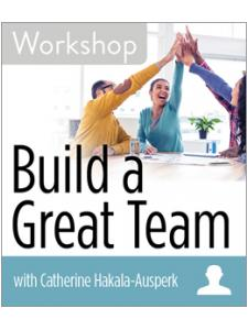Image for Build a Great Team Workshop