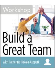 Image for Build a Great Team Workshop