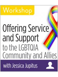 Image for Offering Service and Support to the LGBTQIA Community and Allies Workshop