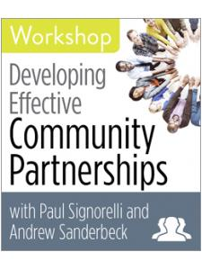 Image for Developing Effective Community Partnerships Workshop–Group Rate