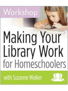 Image for Making Your Library Work for Homeschoolers Workshop—Group Rate