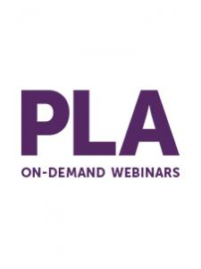 Image for It's All in the Planning: Getting Started on Strategic and Development Plans (PLA On-Demand Webinar)—INDIVIDUAL USER